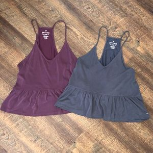 2 American Eagle Soft & Sexy Tanks